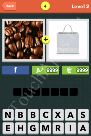 Pic Combo Level 4 Answer