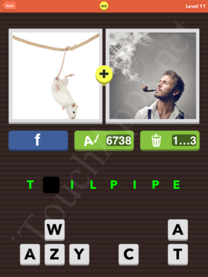 Pic Combo Level 402 Answer