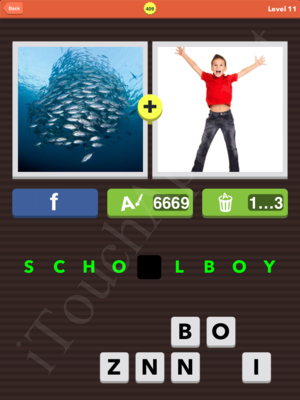 Pic Combo Level 409 Answer