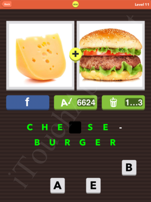 Pic Combo Level 414 Answer