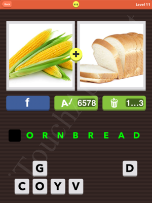 Pic Combo Level 419 Answer