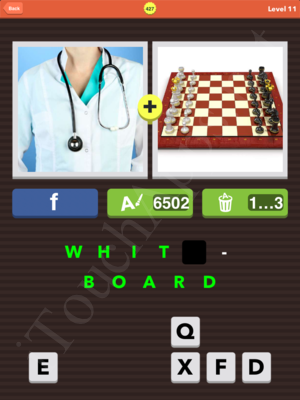Pic Combo Level 427 Answer