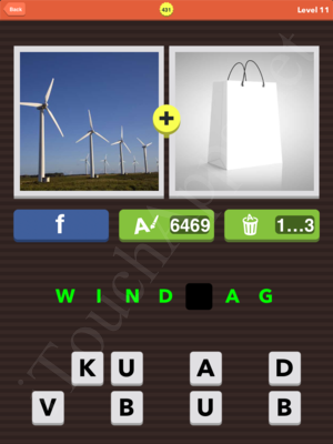Pic Combo Level 431 Answer