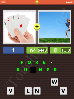Pic Combo Level 434 Answer