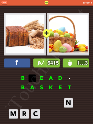 Pic Combo Level 437 Answer
