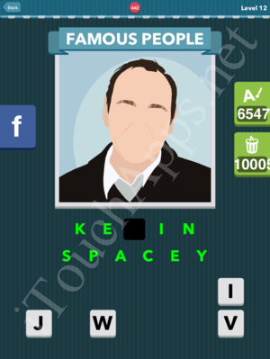 Icomania Level 442 Solution