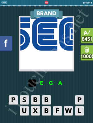 Icomania Level 453 Solution