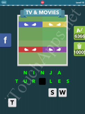 Icomania Level 464 Solution