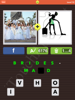 Pic Combo Level 465 Answer