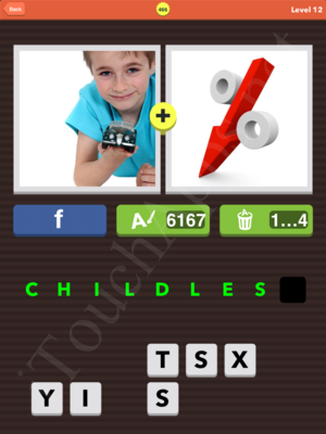 Pic Combo Level 466 Answer