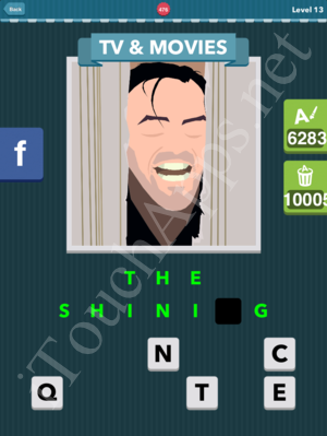 Icomania Level 476 Solution
