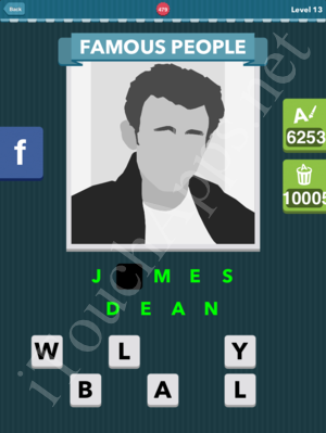 Icomania Level 479 Solution