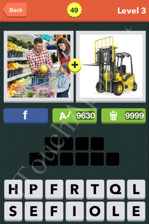 Pic Combo Level 49 Answer