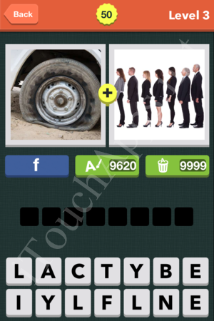 Pic Combo Level 50 Answer