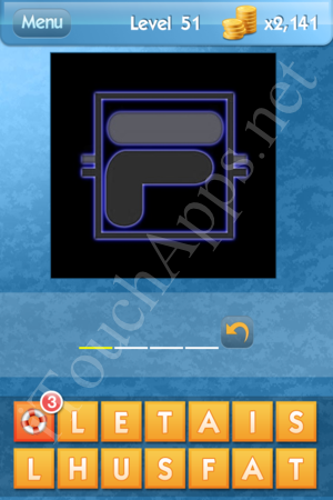 What's the Icon Level 51 Answer