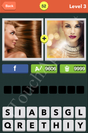 Pic Combo Level 52 Answer