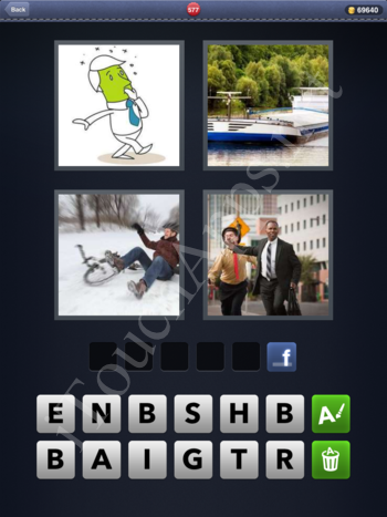 4 Pics 1 Word Level 577 Solution