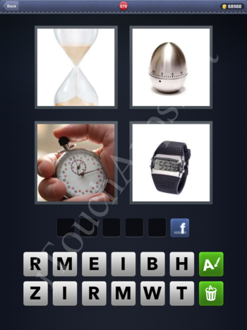 4 Pics 1 Word Level 579 Solution