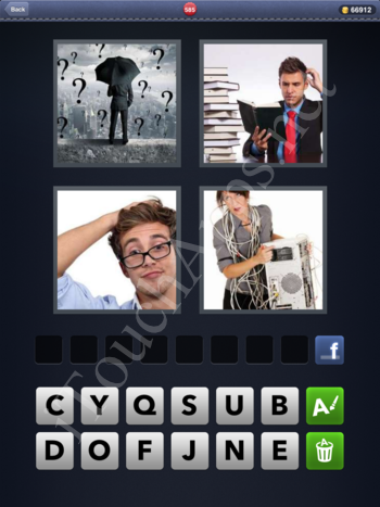 4 Pics 1 Word Level 585 Solution