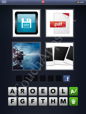 4 Pics 1 Word Level 593 Solution