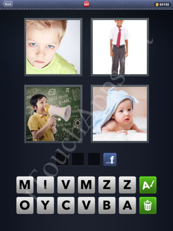 4 Pics 1 Word Level 595 Solution