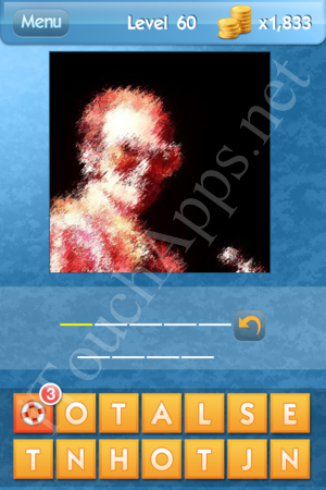 What's the Icon Level 60 Answer
