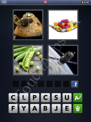 4 Pics 1 Word Level 605 Solution