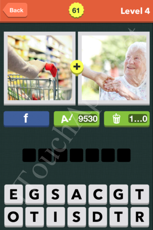 Pic Combo Level 61 Answer