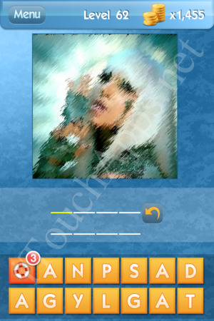 What's the Icon Level 62 Answer