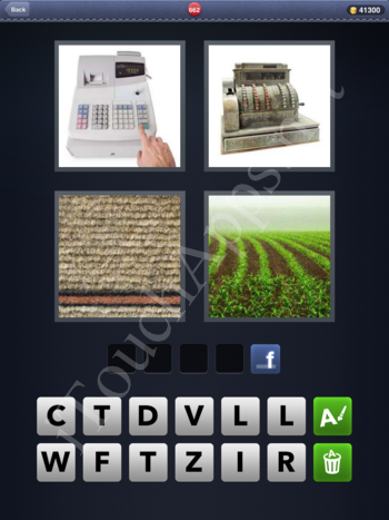 4 Pics 1 Word Level 662 Solution