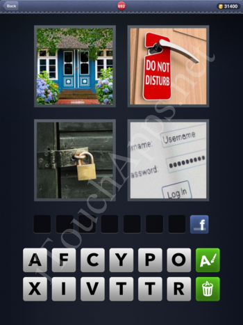 4 Pics 1 Word Level 692 Solution