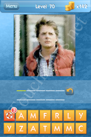 What's the Icon Level 70 Answer
