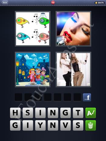 4 Pics 1 Word Level 706 Solution