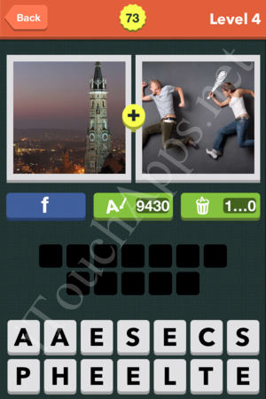 Pic Combo Level 73 Answer