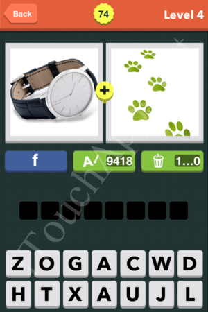 Pic Combo Level 74 Answer
