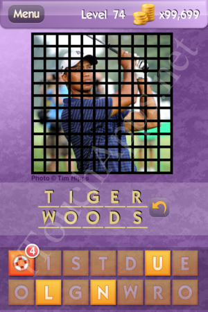 Who's the Celeb Level 74 Answer