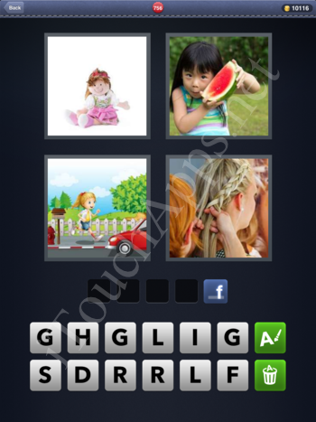 4 Pics 1 Word Level 756 Solution