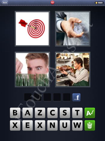 4 Pics 1 Word Level 757 Solution