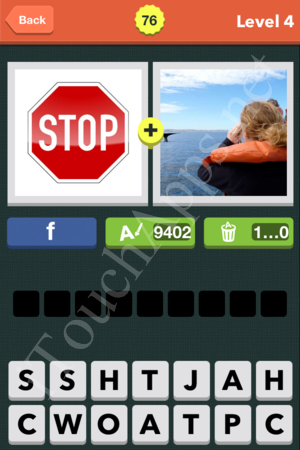 Pic Combo Level 76 Answer