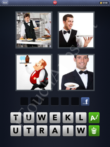 4 Pics 1 Word Level 767 Solution