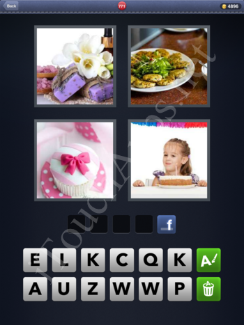 4 Pics 1 Word Level 771 Solution
