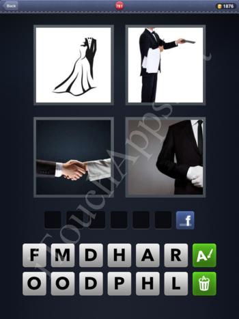 4 Pics 1 Word Level 781 Solution