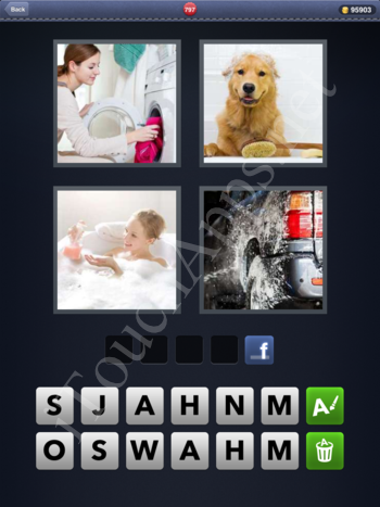 4 Pics 1 Word Level 797 Solution
