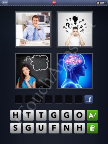 4 Pics 1 Word Level 798 Solution