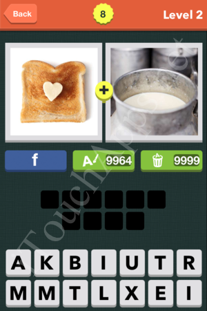 Pic Combo Level 8 Answer