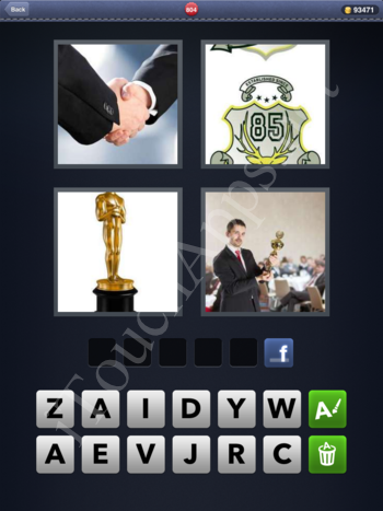 4 Pics 1 Word Level 804 Solution
