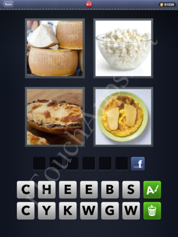 4 Pics 1 Word Level 811 Solution