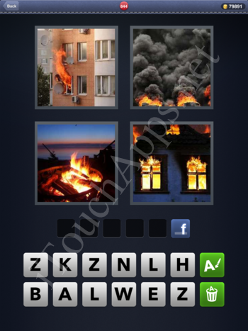 4 Pics 1 Word Level 844 Solution