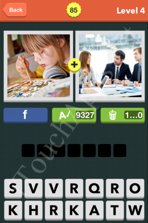 Pic Combo Level 85 Answer