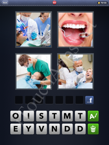 4 Pics 1 Word Level 855 Solution